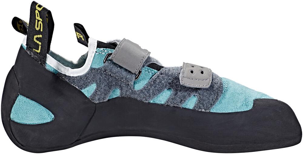 La Sportiva Tarantula chaussures d'escalade noir turquoise 40,0 EU